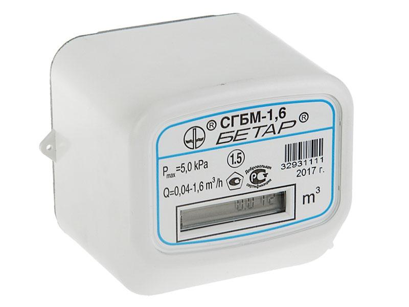 «Бетар СГБМ 1.6» - самая покупаемая модель