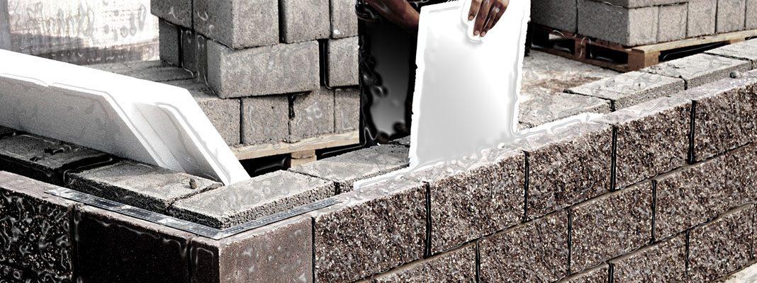 Керамзито- и шлакобетоны: применение в строительстве