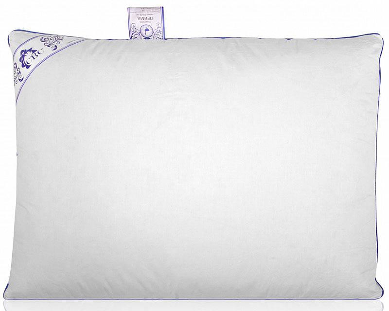 Бамбуковая подушка не является ортопедической, но при этом хорошо держит форму и удобна для сна