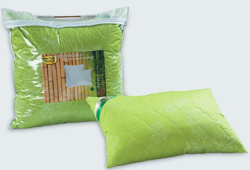 Бамбуковые подушки – самые популярные, но важно уметь отличаться настоящий материал от подделки