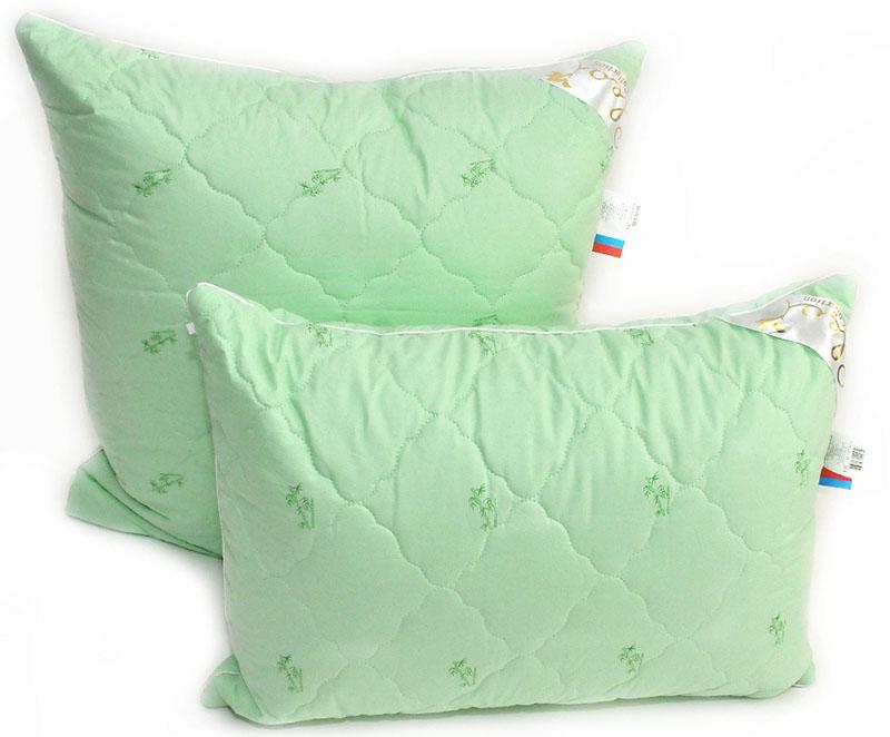 Рекомендуется покупать подушки с натуральным наполнителем, но если бюджет ограничен, то бамбук, комфорель и синтепон станут отличными заменителями