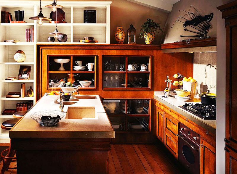 Ошибки в обустройстве кухни