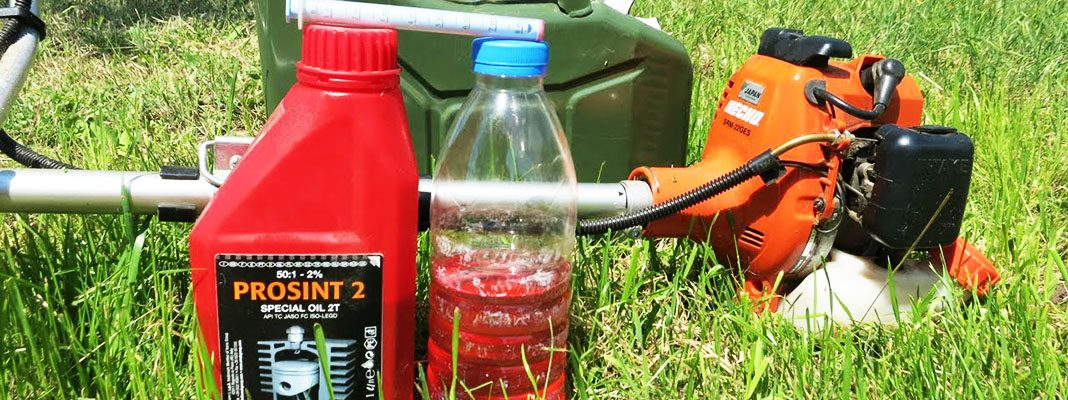 Пропорция масла и бензина для двухтактных двигателей