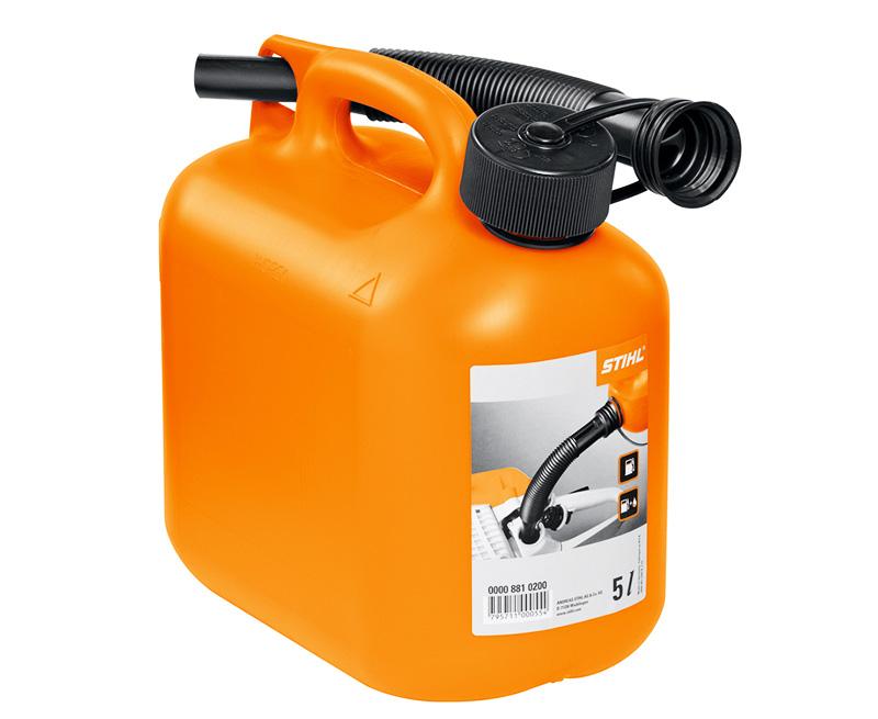 При подготовке топливной жидкости высчитывается общий показатель объёма в литрах