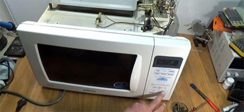 Ремонт микроволновых печей своими руками: как быстро починить поломку и сэкономить