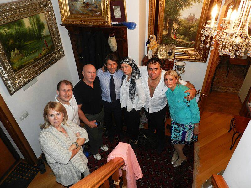 Место встречи изменить нельзя: шикарные апартаменты Станислава Садальского