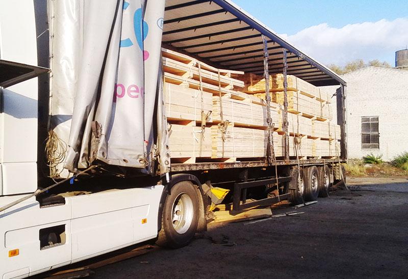Транспорт следует заранее проверить на наличие мусора в кузове или иных загрязнений, которые могут сказаться на целостности вашего груза