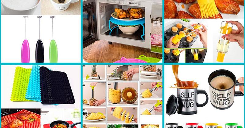 Удивительные гаджеты для кухни с AliExpress