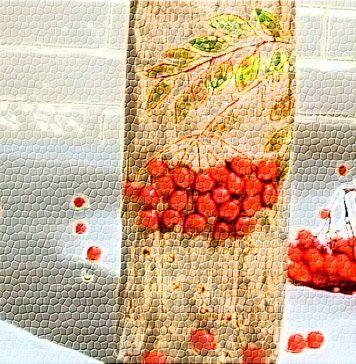Ваза под натуральное дерево из тетрапака