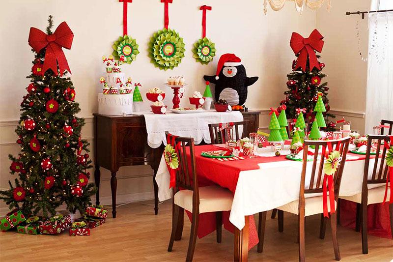 Продумайте место для детского праздничного стола
