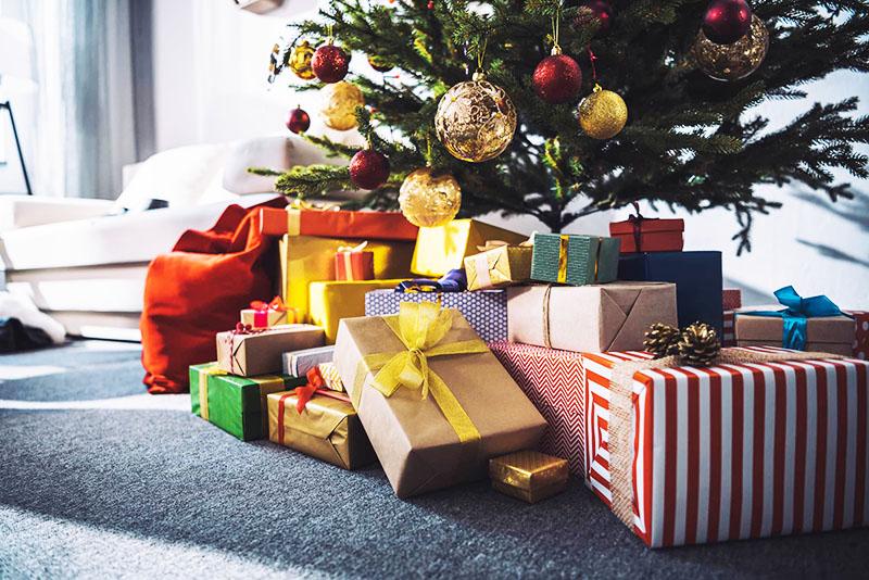 Какой же праздник без подарков