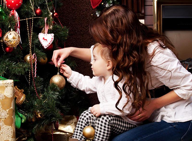Украшая детскую, привлекайте маленького помощника