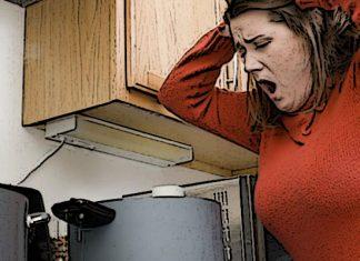 7 недопустимых ошибок на кухне