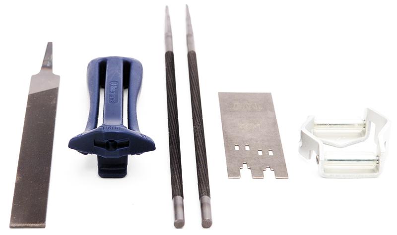 Комплект заточного инструмента и приспособлений