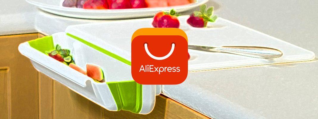 Кухонные мелочи из AliExpress для порядка и удобства