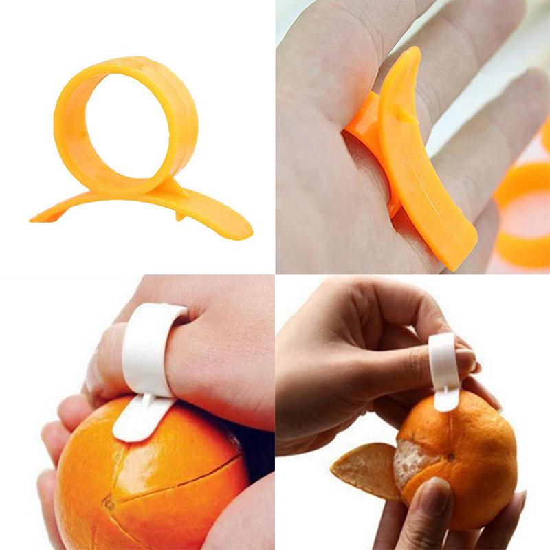 Весь процесс займёт меньше 10-15 секунд, внутренности фрукта не пострадают