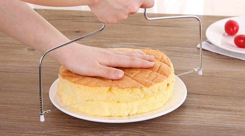 Такой вариант позволит сделать ваш торт идеальным