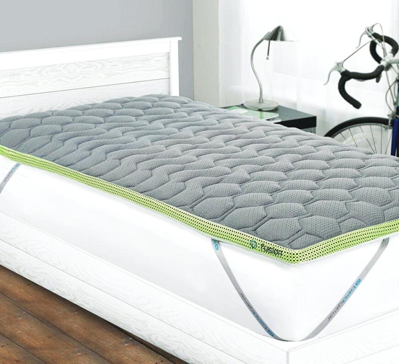 Матрас топпер на кровать