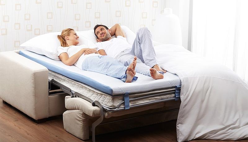 Топпер - быстрое решение для комфортного сна