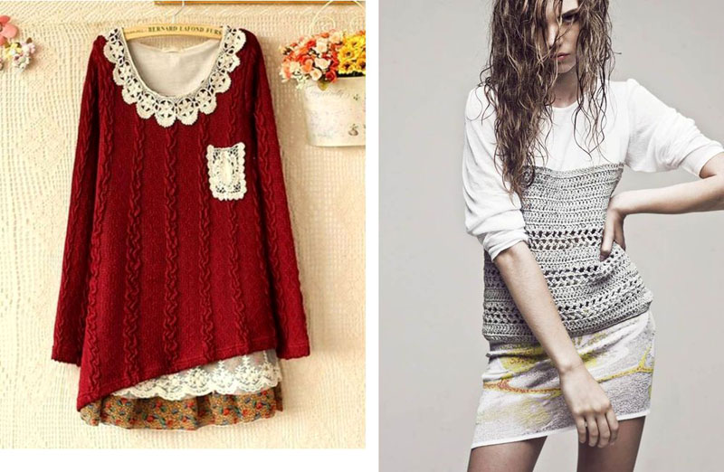 Многослойность – новый тренд в одежде