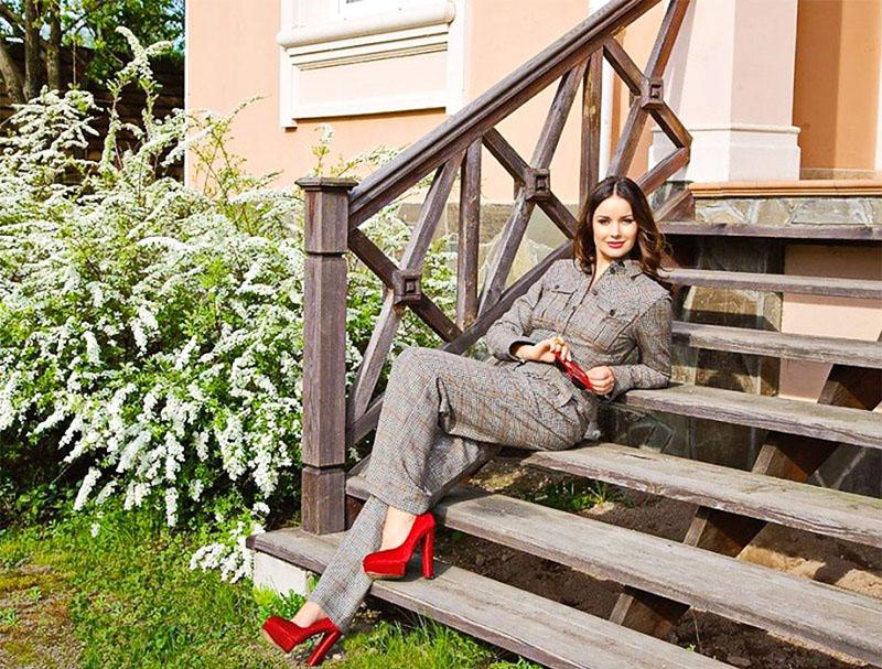 Золотая клетка или роскошная классика: особенности оформления интерьеров Оксаны Фёдоровой