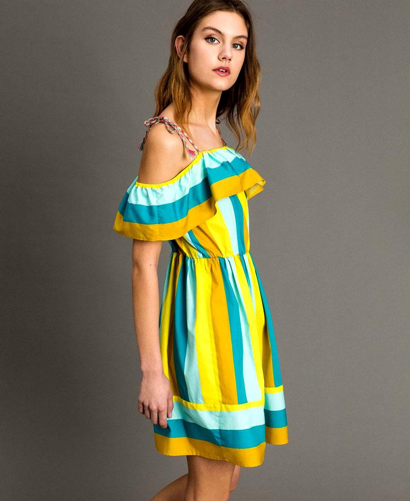 Отличные варианты и в пир, и в мир! Летнее платье из поплина
