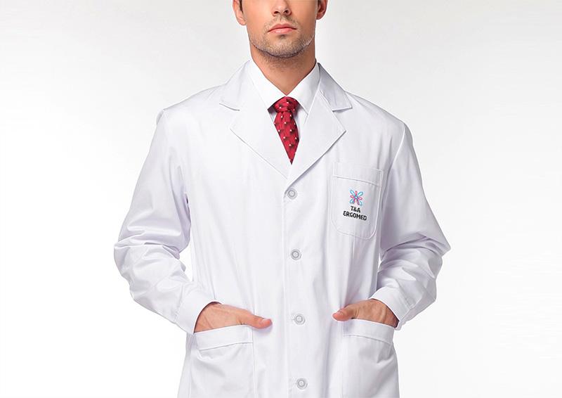 Чаще всего из ткани «ТиСи» шьют униформу для медицинских работников и научно-исследовательских организаций