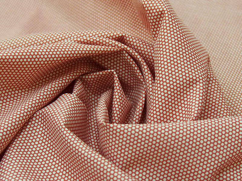 Существует множество вариантов соотношения волокон в смесовых тканях