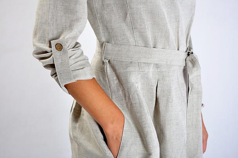Одежду из смесового хлопка не нужно постоянно гладить