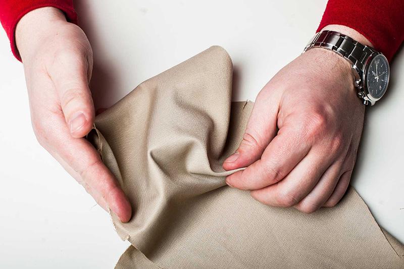 Главная характеристика ткани «Грета» – хорошее качество и долговечность