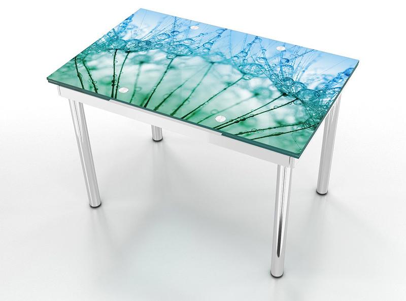 Вариант жёсткого стекла с природным рисунком