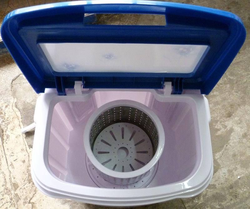 Бак внутри стиральной машины