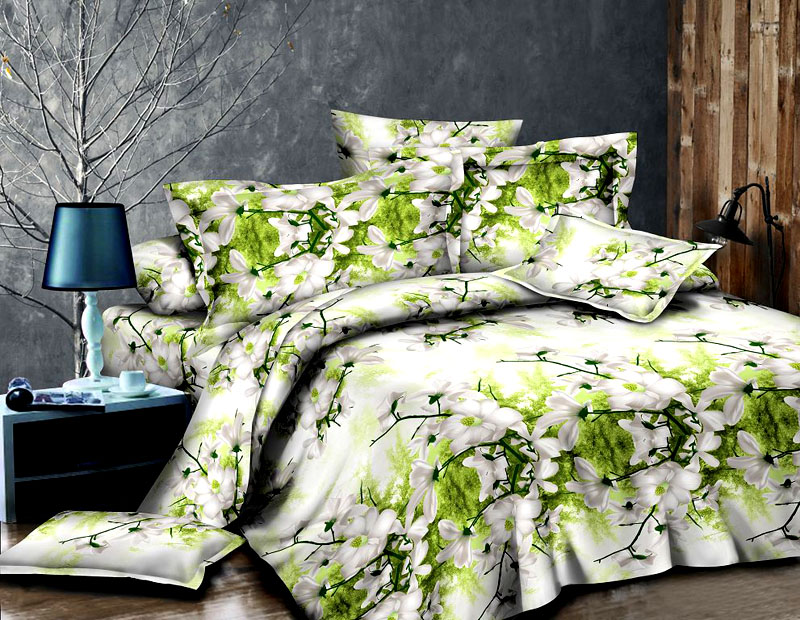 Как сэкономить на покупке постельного белья: выбирайте комплекты из ткани полисатин