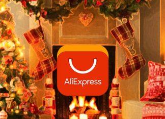 Украшения для дома к новому году от AliExpress
