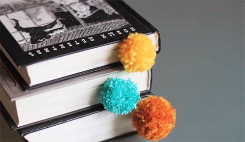 Удивите своих близких: сделайте своими руками красивые закладки для книг