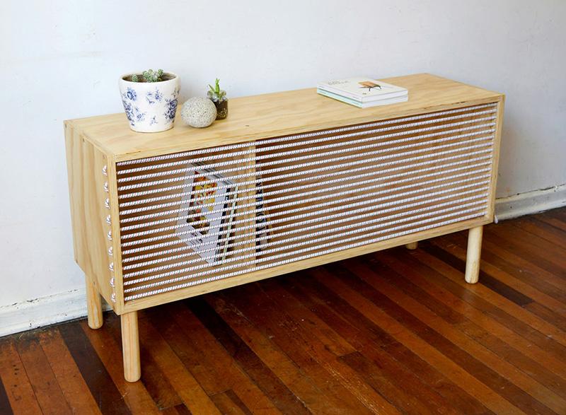 10 идей по изготовлению шикарной мебели из обычной фанеры