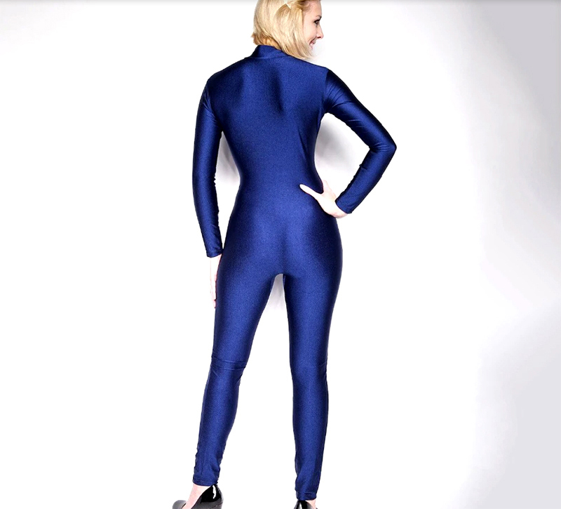 Spandex идеально подходит для изготовления обтягивающей одежды