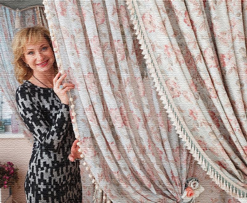 Где живёт Ольга Прокофьева: романтическая квартира в американском стиле