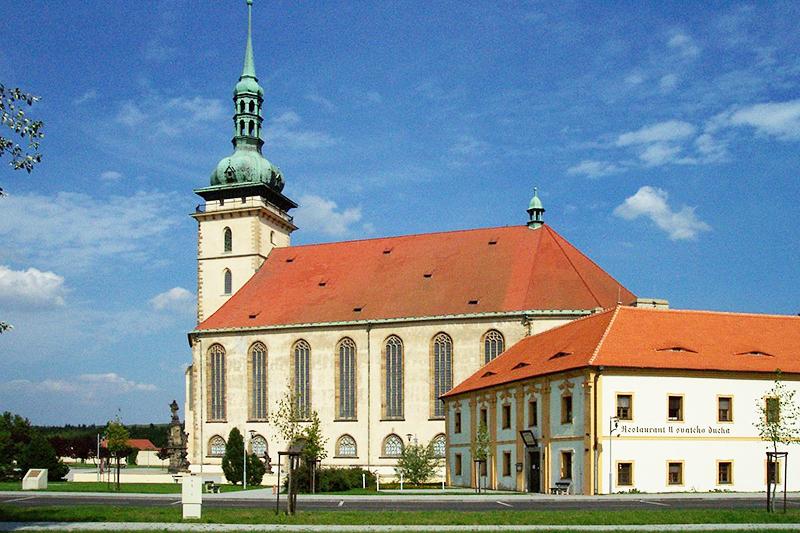 Костёл Благовещения Девы Марии в Чехии – образец ранней готики