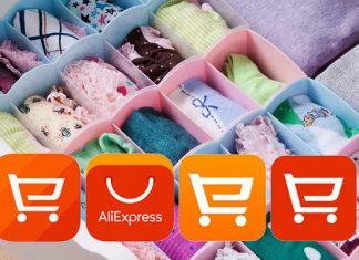 Идеи компактного хранения от AliExpress