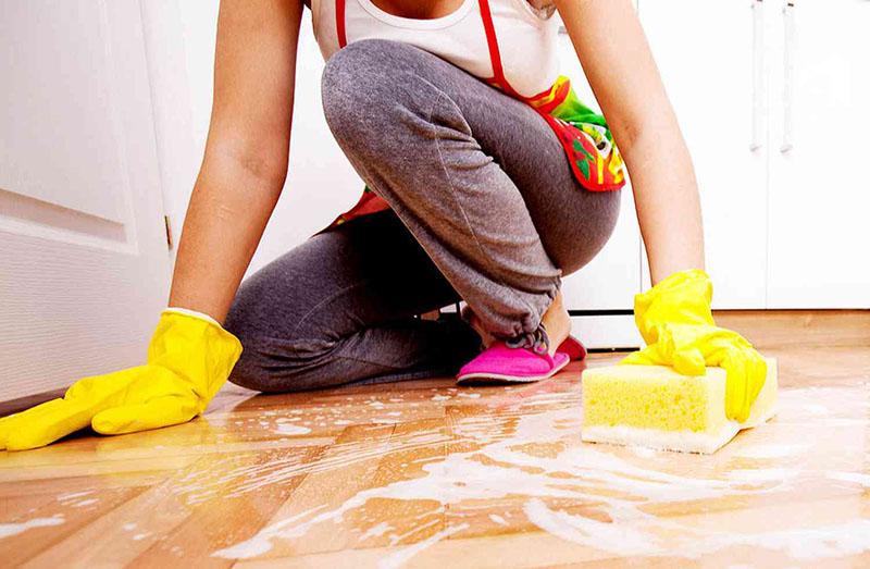 Генеральная уборка в квартире необходима для профилактики