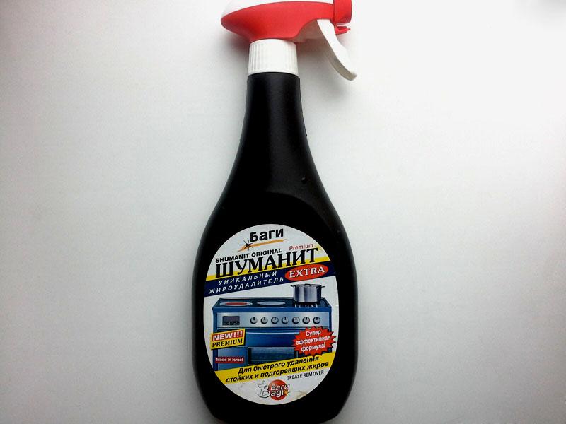 «Шуманит» - сильная химия, требующая защиты рук и дыхательных путей