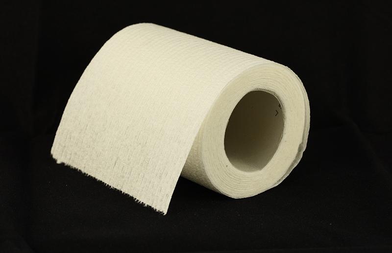 Туалетная бумага – лучший индикатор протечки
