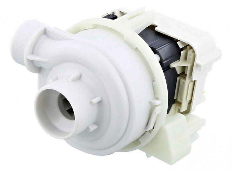 Инверторный двигатель для посудомойки частого использования идеален