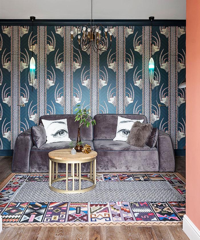 Ремонт – это здорово: уникальные интерьеры загородного дома и столичной квартиры Николая Носкова
