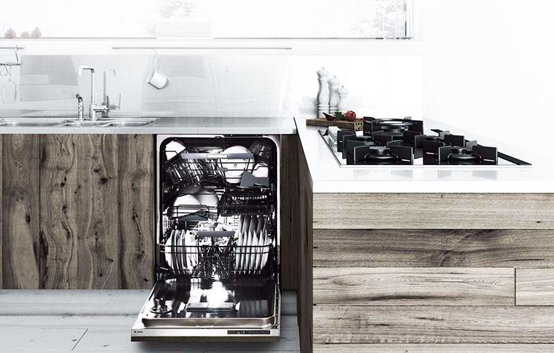 Основные размеры посудомоечных машин