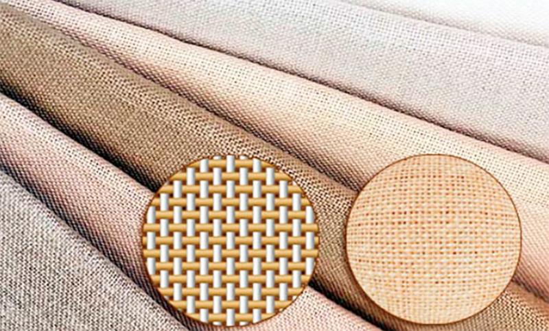 В результате шлихтования повышается износостойкость материи, её прочность, а также предупреждается выгорание рисунка