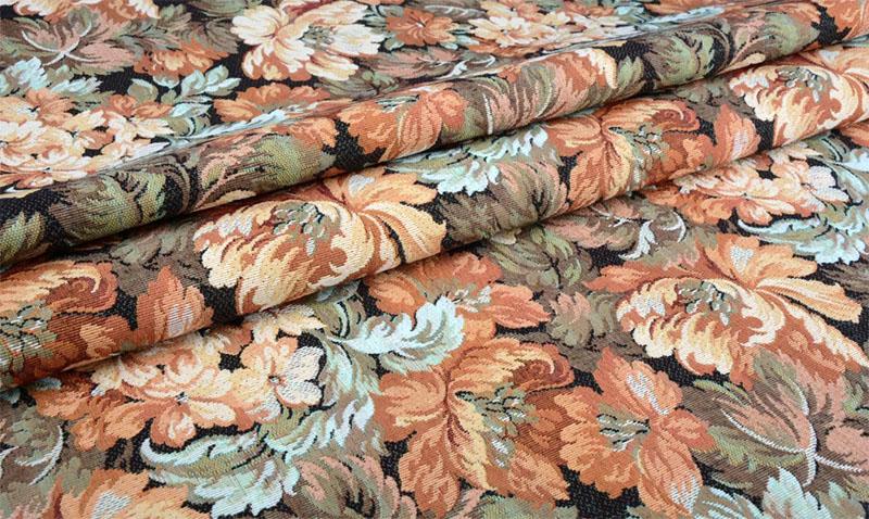 Многоцветная ткань