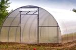 Отопление соломой и минватой вместо грунта в теплице: доходность 300%