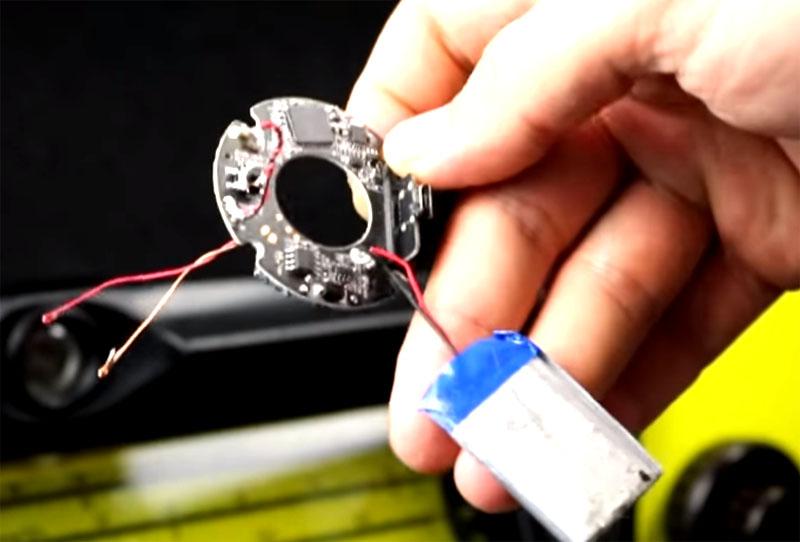Модуль демонтирован и готов к установке в радиоприёмник